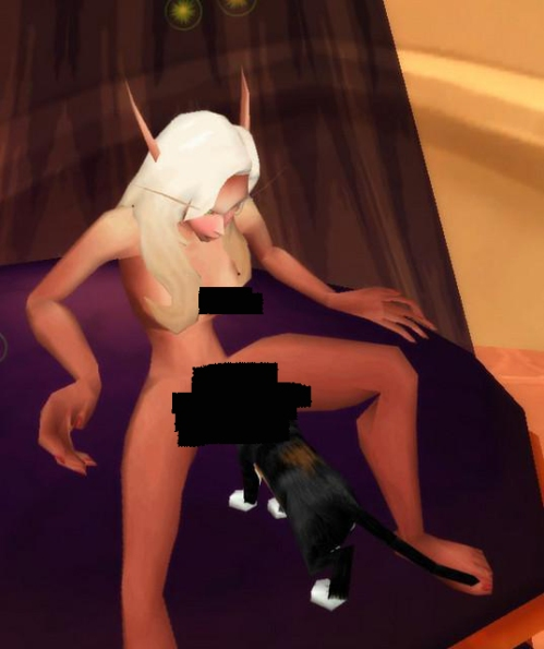 world of warcraft nude pussy