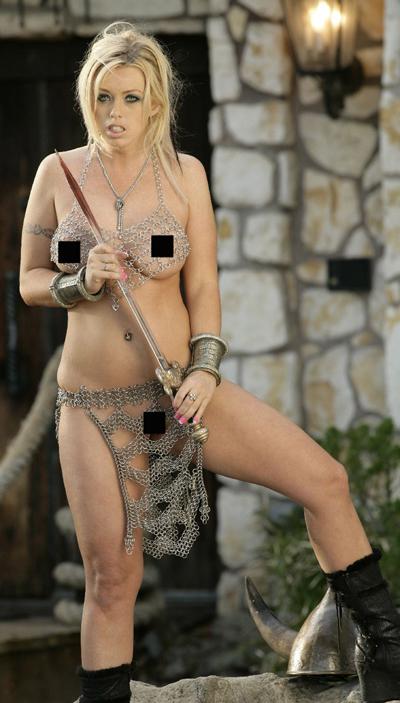 Brittney Skye Nude Warcraft Porn Star