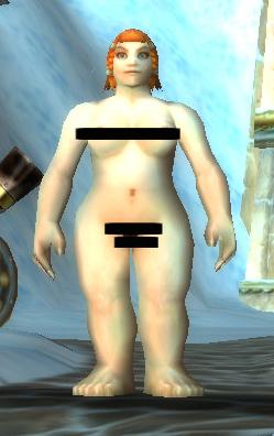 Nude Dwarf Female