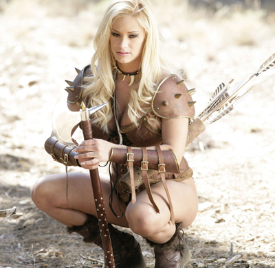 Shyla Stylez Whore of Warcraft