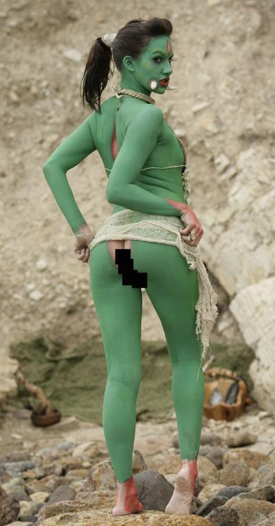 Taylor Rain Warcraft Porn Star